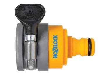 2177 Round Mixer Tap Connector Max. Ø24mm